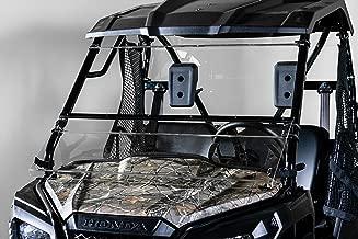 Honda Pioneer 500 Full Tilting UTV Windshield 3/16