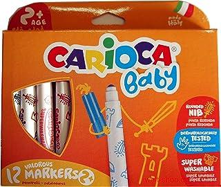 Carioca Feutres super lavable super bébé x12