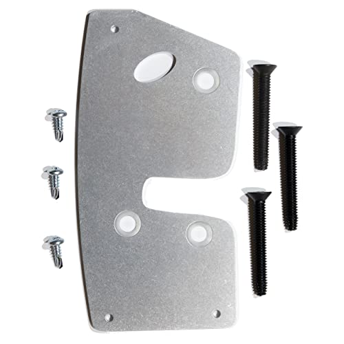 CS Works Door Latch Repair & Reinforcement Plate with replacement bolts fits Jeep Grand Cherokee (