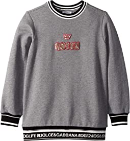 Queen Sweatshirt (Toddler/Little Kids)