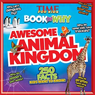 Awesome Animal Kingdom (TIME For Kids Book of WHY) (TIME for Kids Big Books of WHY)