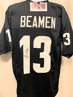 Jamie Foxx Willie Beamen ANY GIVEN SUNDAY MOVIE Signed Autograph Custom Jersey JSA Witnessed Certified …