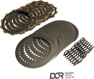 LTZ 400 DVX 400 Heavy Duty DCR Clutch Kit Plates Steels Springs 2005-2008