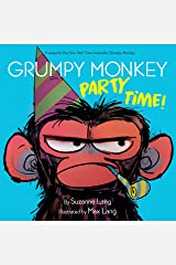 Grumpy Monkey Party Time! Kindle Edition