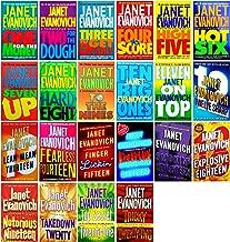 Janet Evanovich Stephanie Plum Series 22 Book Set (Vol.1-22)