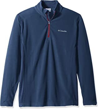 Columbia Mens Klamath Range Half Zip Fleece
