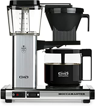 Technivorm Moccamaster 59616 40 oz KBG Coffee Brewer