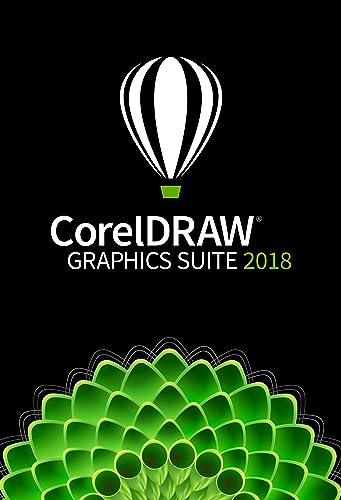 CorelDRAW Graphics Suite 2018 [Téléchargement]