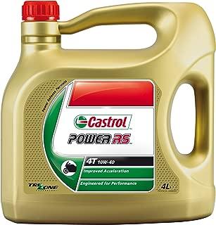 Castrol 1846011 14Dae4 Power RS 4T 10 W 40 4 L