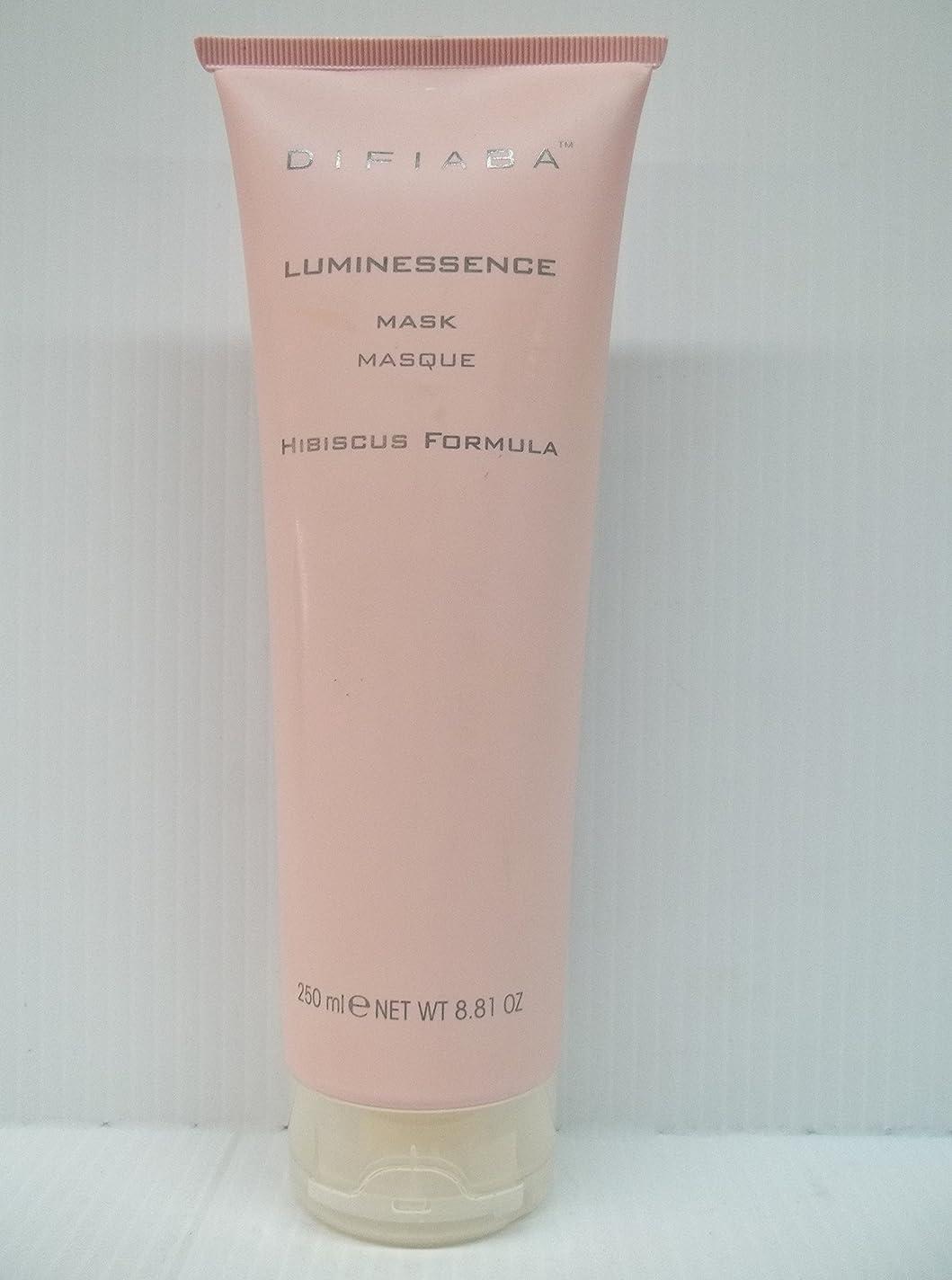 主導権外交官機転Difiaba - Luminessenceは8.45 oz./250 mlのマスク。