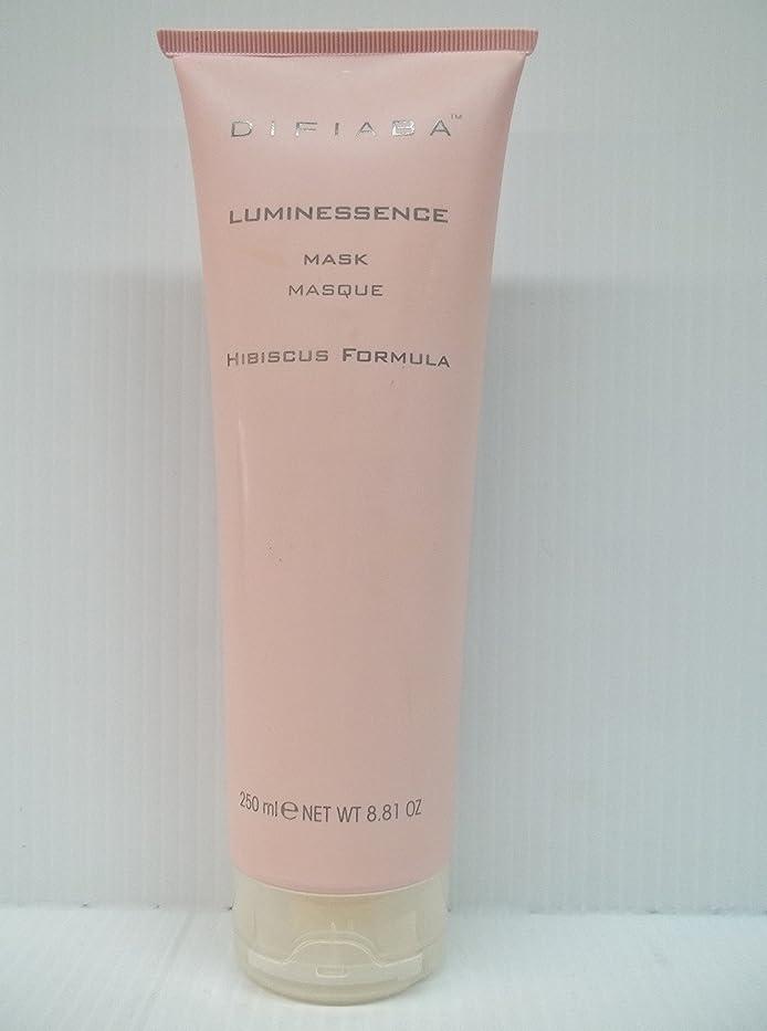 原油気がついてマッサージDifiaba - Luminessenceは8.45 oz./250 mlのマスク。
