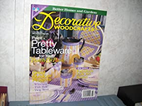 Decorative Woodcrafts Magazine(Better Homes and Gardens) JUNE 2000 Vol. 10 No. 3 Issue #53