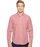 Nautica - Long Sleeve Gingham Shirt