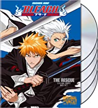 Bleach Uncut Vol. 3: The Rescue w/ Limited Collector's Hollow Mask