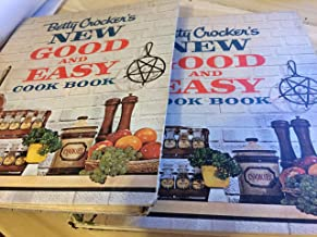 Betty Crocker's New Good and Easy Cook Book
