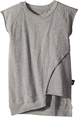 Nununu - Layered Sleeveless Shirt (Toddler/Little Kids)