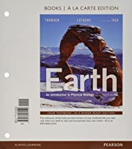 Earth: An Introduction to Physical Geology, Books a la Carte Plus Mastering Geology with Pearson eText -- Access Card Package (12th Edition)
