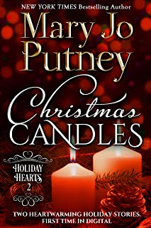 Christmas Candles: A Christmas Novella Collection (Holiday Hearts Book 2)