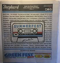 Shepherd Express (Milwaukee newspaper), June 20-26, 2019: Special Summerfest Issue, with Full Program (CBD Waukesha Wellness—cannabis/cannabidiol/marijuana/hemp)