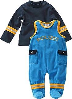 Schnizler Unisex Baby Set Nicki Polizei Strampler