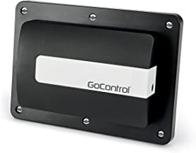 2gig GD00Z-5 Z-Wave Garage Opener Door Contact Sensor, Black