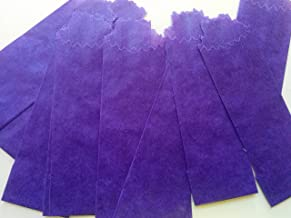 wax bags for stamps