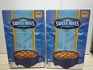 ConAgra Foods スイスミス マシュマロ ココアミックス 60袋 2箱セット