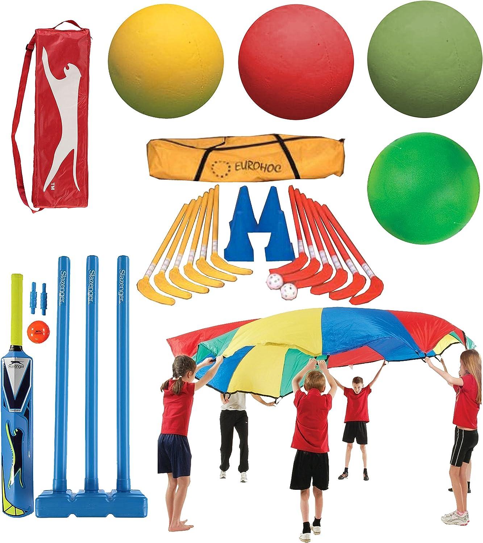 Kids Multiplay Sport Set Foam Balls Play Chute Sale special price Euroho Sponge Los Angeles Mall