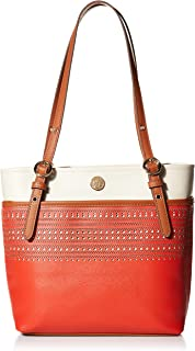 Perforated Pocket Tote