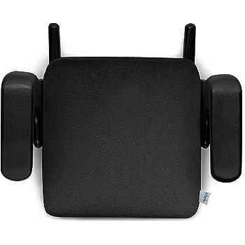 Clek Ozzi Backless Booster Car Seat with Rigid Latch, Carbon (OZ11U2-JB)