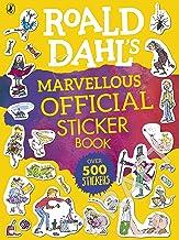 Roald Dahl`s Big Official Sticker Book