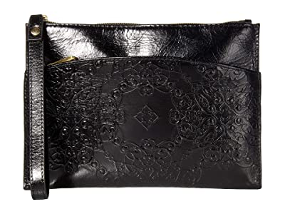 Hobo Noa (Embossed Black 1) Handbags
