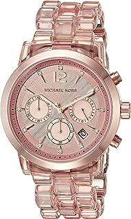 Women's Audrina Rose Gold-Tone Watch MK6203