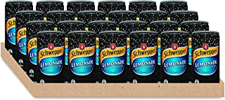 Schweppes Lemonade Soft Drink, 24 x 200ml