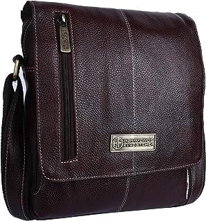 HAMMONDS FLYCATCHER Men's & Women's Cross-body Bag (Brown)