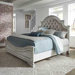 Best magnolia manor king upholstered bed Reviews
