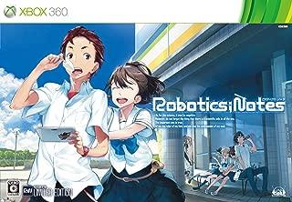 ROBOTICS;NOTES(初回限定版 ポケコンバック型スマートフォンケース/設定資料集 同梱) - Xbox360