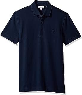 Lacoste Men's Short Sleeve Paris Polo