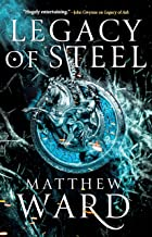 Legacy of Steel (The Legacy Trilogy Book 2)