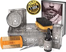 Mens Beard And Mustache Care