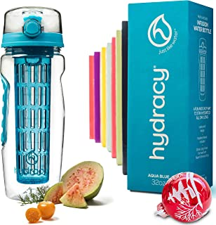 Best insulated fruit infuser water bottle Reviews