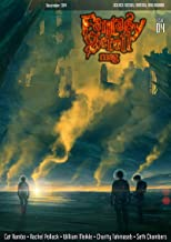 Fantasy Scroll Magazine Issue #4 (English Edition)