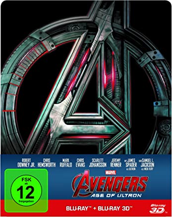 Marvel's The Avengers - Age of Ultron 2D)