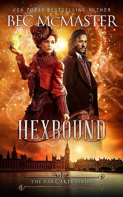 Hexbound (The Dark Arts Book 2) (English Edition)