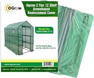 Ogrow PE Greenhouse Cloche Replacement Cover
