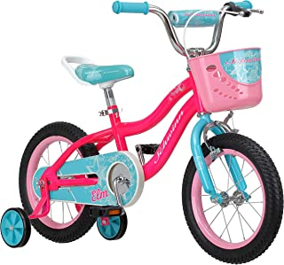 8bb4bd7e8bd Schwinn Elm Girl's Bike, Featuring SmartStart Frame to Fit Your Child's  Proportions, Some Sizes