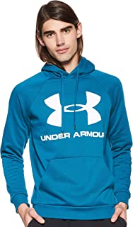 Under Armour Men's Rival Fleece Sportstyle Logo Hoodie