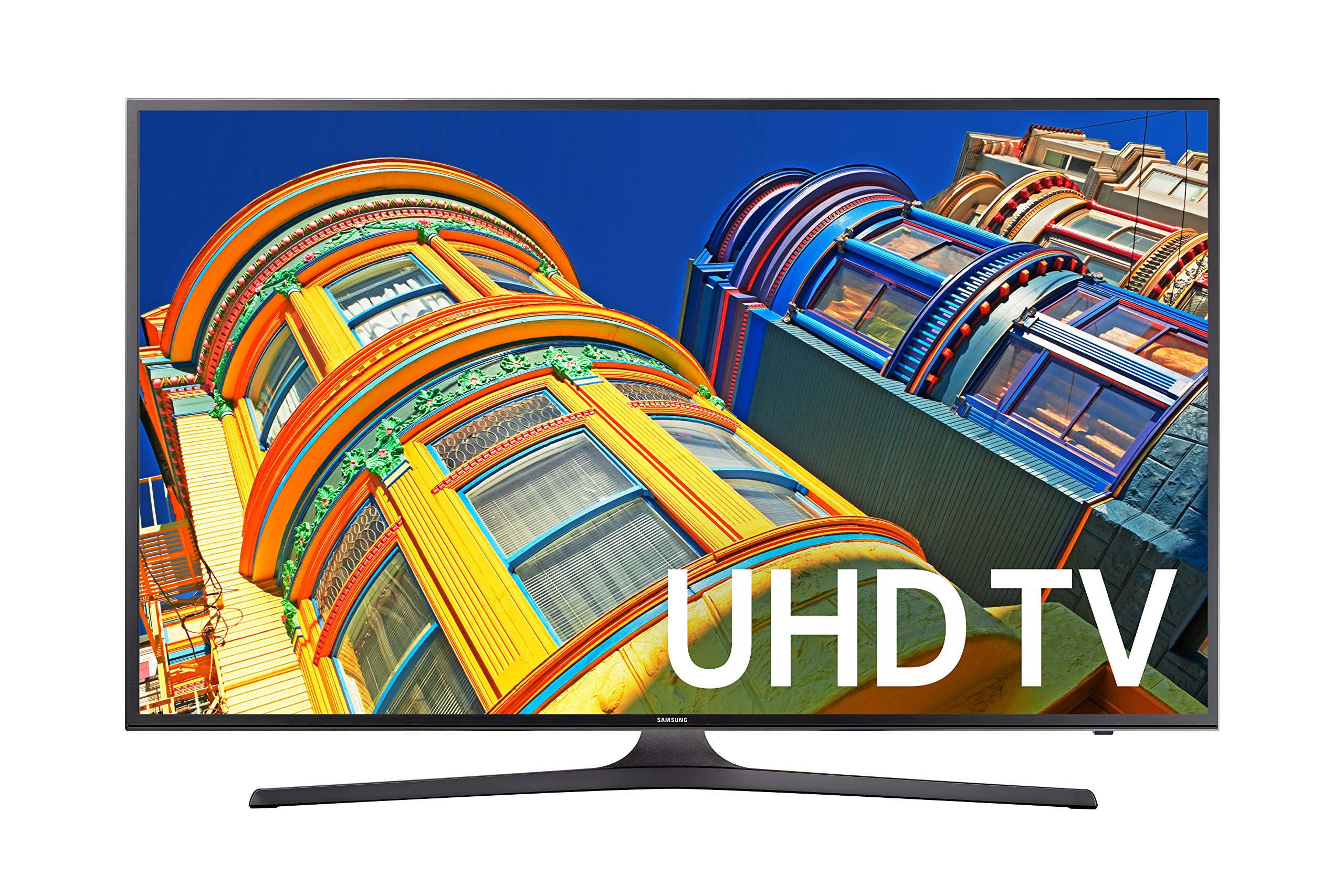Samsung Curved 4K Ultra HD Smart LED TV2 de 55 Pulgadas: Amazon.es: Electrónica