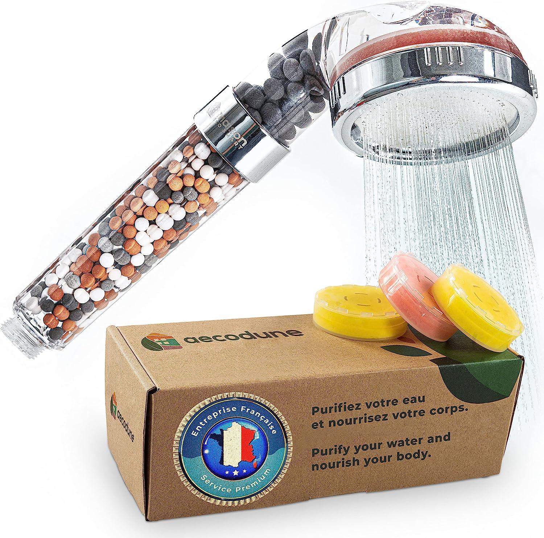 Photo de pommeau-douche-xl-vitamine-c-premium-avec-filtre-eau