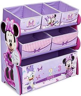 Amazoncom Minnie Mouse Kids Furniture Décor Storage Toys